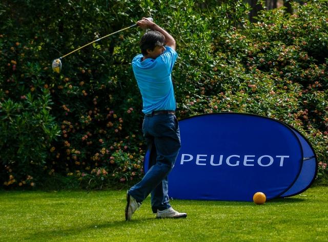 Golf Peugeot