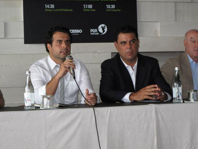 Pedro Portugal e José Correia