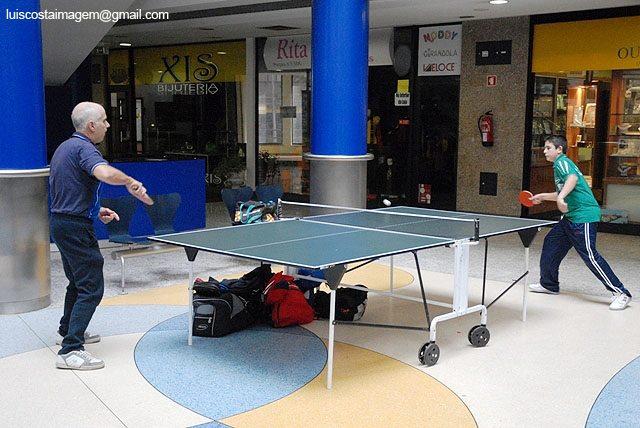 tenis mesa nelas