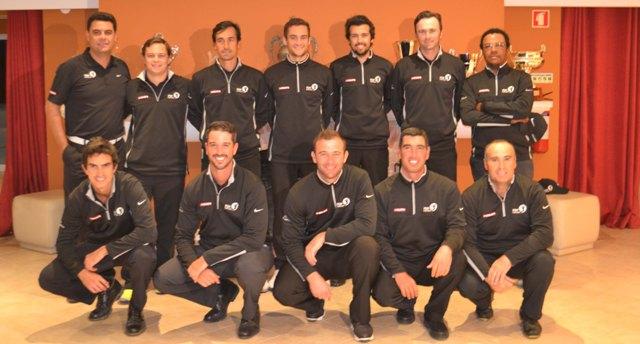 A selecção nacional da PGA de Portugal-LR