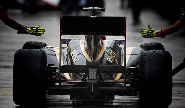 Renault na Formula 1 em 2016