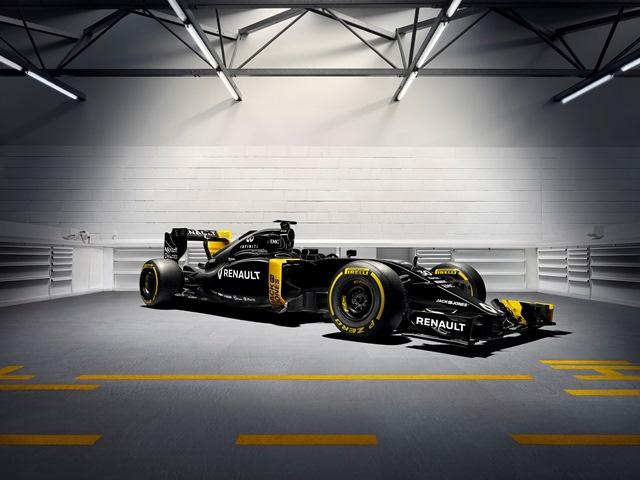 Renault R.S. 16 - Formula 1