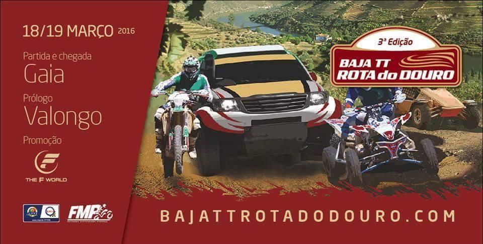 Baja TT Douro