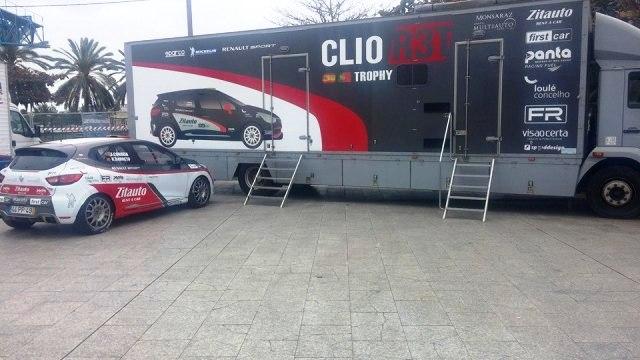 Clio R3T Canárias