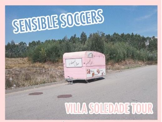 caravana rosa