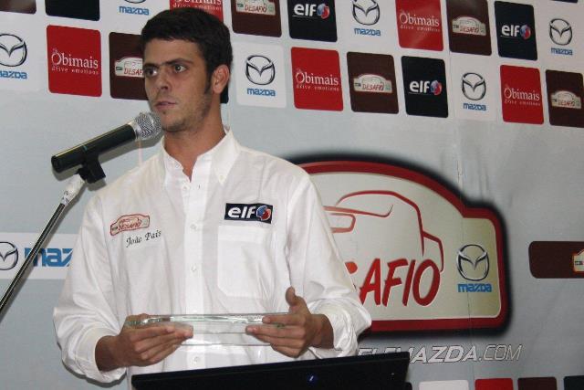João Pais vencedor do Desafio ELF Mazda 2009_10