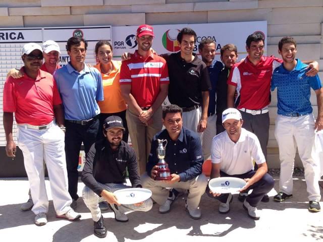 A equipa portuguesa por Sofia Câmara-PGA Portugal
