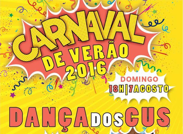 Carnaval Verão cabanas info
