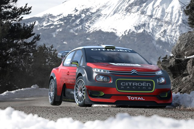 Concept C3 WRC - 006