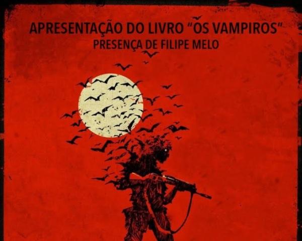 cartaz vampirex
