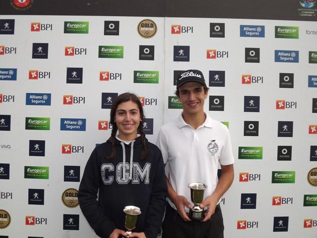 Joana Silveira e Pedro Lencart, campeões nacionais de pares mistos de 2016, fotografia de Rui Frazão-1