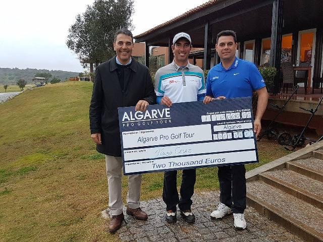 Jorge Papa, Tiago Cruz e José Correia