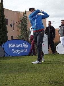 golfe Sami Valimaki por Ana Vicente-PR