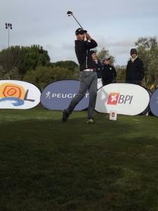 golfe Vítor Lopes o melhor português por Ana Vicente-PR