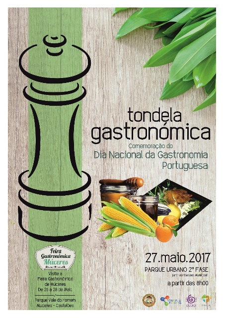 cartaz gastronomia