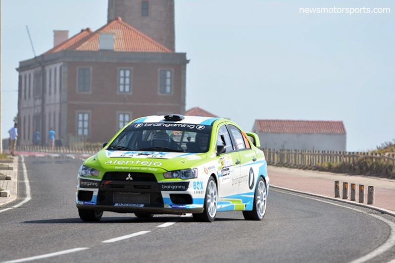 Rally nacional carlos martins com vit ria nos rc2n tvn for Pisos com vitoria