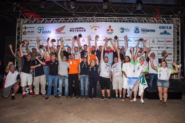Aline Rally dos Sertões 2016 SFI CHIPS (Crédito Divulgação)