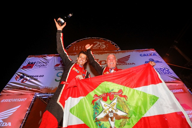 sertões Paulo Roberto Goes e Jhonatan Ardigo (Crédito Magnus Torquato-Fotop)