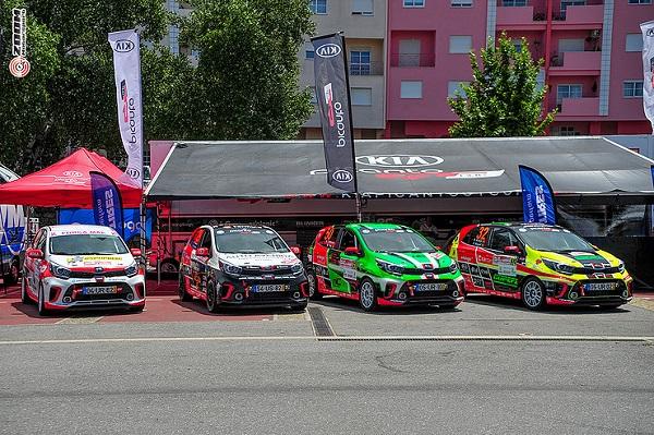 Kia Picanto Rally Cup