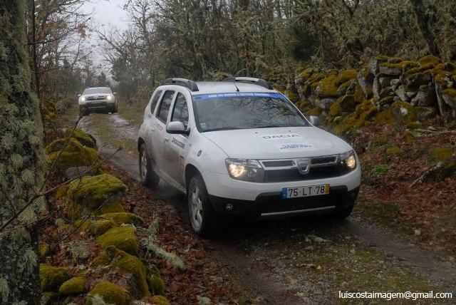 passeio Dacia